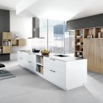 Cocina haecker Blanco polar mate satinada