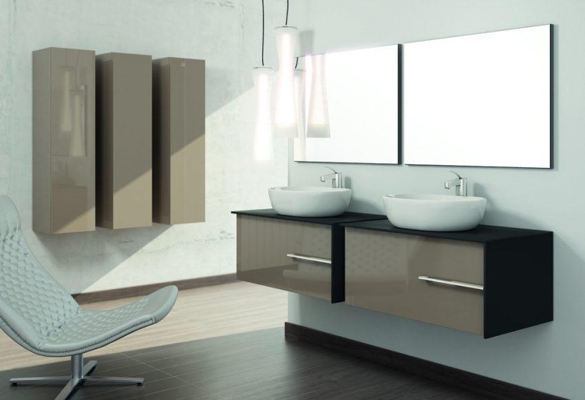 Mueble de baño modelo Bridge