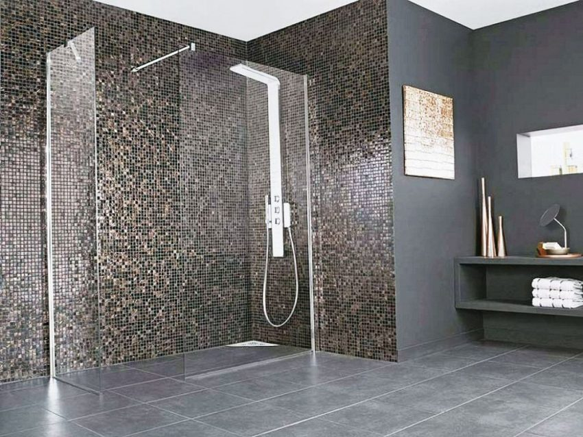 unico cuarto de bano ducha obra del cuartos de bano con ducha de pizarra